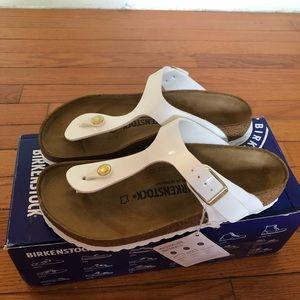 Birkenstock Gizeh BS sandals women size 37 R